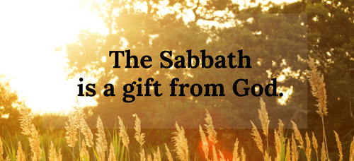 The-Sabbath-is-a-gift-from-God