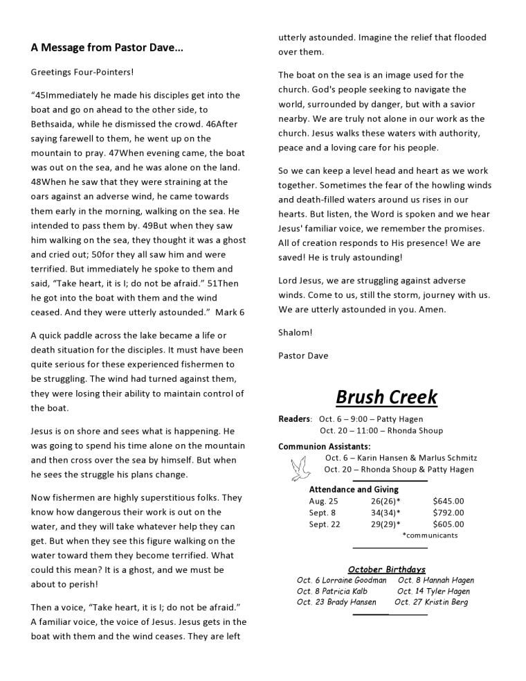 Oct 19 Newsletter - Churches-page0001